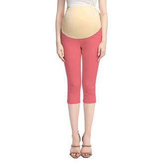 GLOW AND GROW Glow & Grow Maternity Capri Jeggings - Maternity