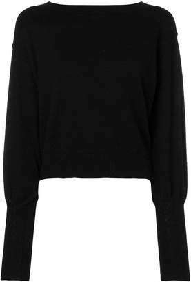 Twin-Set cropped sweater
