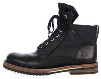 Christian Dior Zip Ankle Boots