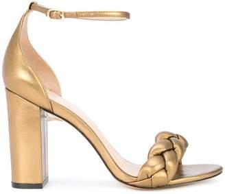 Rachel Zoe chunky heel sandals