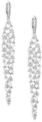 Adriana Orsini Women's Caspian Chandelier Drop Earrings