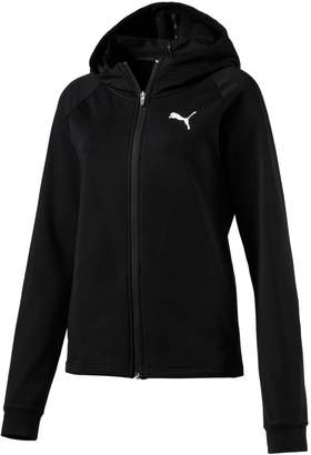 Puma Women's Urban Sports Full-Zip Hoodie