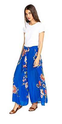 Johnny Was Women's Cropped Wrap Pant