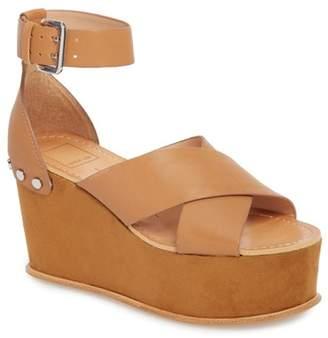 Dolce Vita Dalrae Platform Wedge Sandal