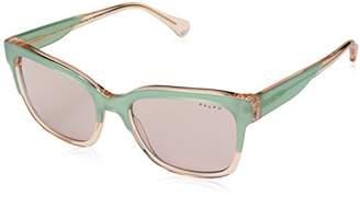 Ralph Lauren Ralph by Women's 0ra5247 Non-Polarized Iridium Square Sunglasses