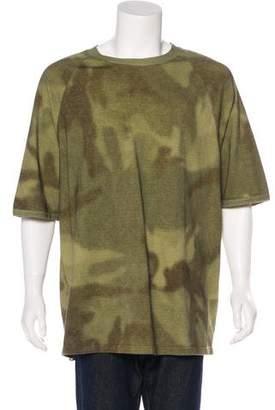 Yeezy 2016 Raglan Camo T-Shirt