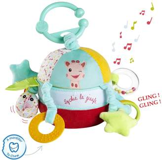 Sophie la Girafe World of Surprises Plush Ball