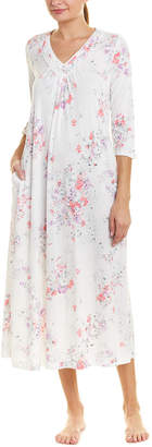 Carole Hochman Carol Hochman Pleated Nightgown