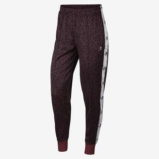 Converse Star Chevron Womens Printed Track Pants