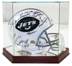 Steiner Sports 1969 New York Jets Team Signed Authentic Throwback