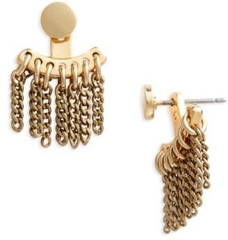 Women's Jenny Bird Collings Ave Ear Jackets $60 thestylecure.com