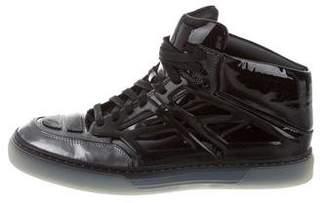 Alejandro Ingelmo Tron Mid-Top Sneakers