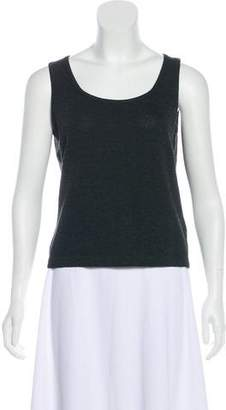St. John Knit Sleeveless Top