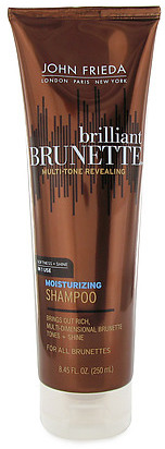 John Frieda Brilliant Brunette Shine Release Moisturizing Shampoo: All Shades