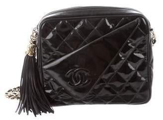 Chanel Patent Shoulder Bag