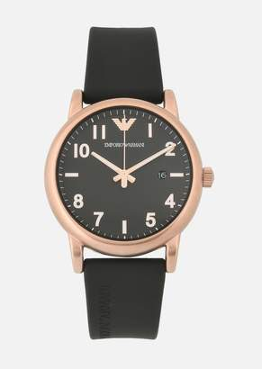 Emporio Armani 11097 Watch With Rubber Strap