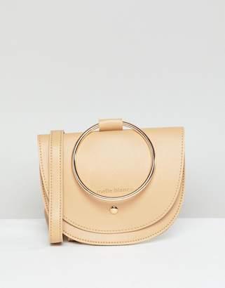 Melie Bianco Vegan Hoop Cross Body Bag