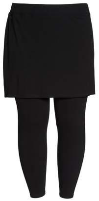Eileen Fisher Skirted Leggings