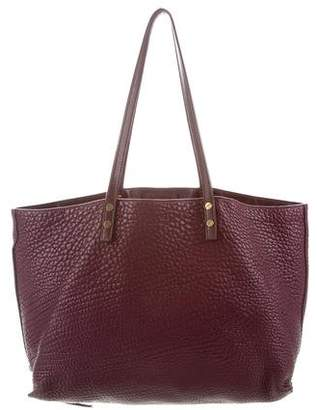 Chloé Textured Leather Tote