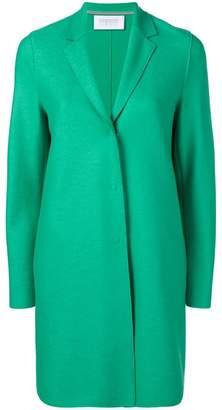 Harris Wharf London Cocoon single breasted coat