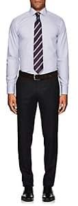 Eton MEN'S CHECKED COTTON DRESS SHIRT SIZE 17 L