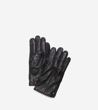 Cole Haan Men's Handsewn Deerskin Leather Gloves