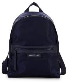 Longchamp Le Pliage Logo Backpack