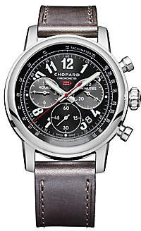 Chopard Women's Mille Miglia 2016 Race Edition Stainless Steel & Leather Strap Watch