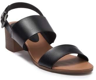 Rock & Candy Nixie Block Heel Sandal