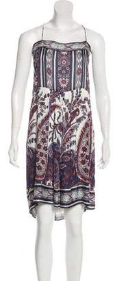 Isabel Marant Printed Midi Dress