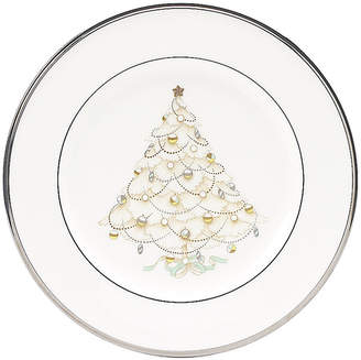 """Noritake Silver Palace"""" Holiday Accent Plate"""