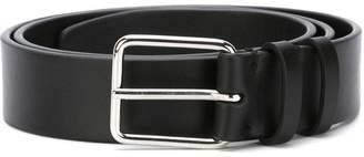 Jil Sander classic belt