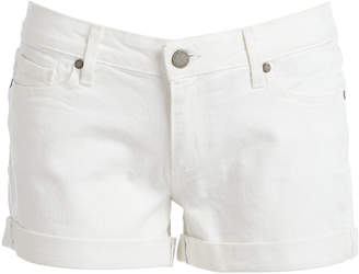 Paige Jimmy Jimmy Denim Shorts, Optic White