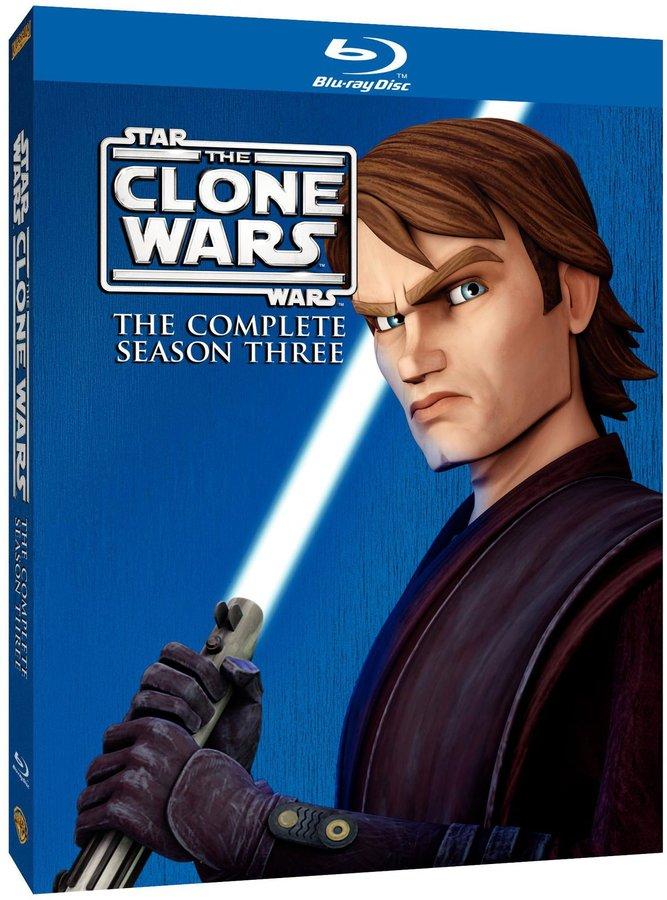 Star Wars The Season 3 (Blu-ray)
