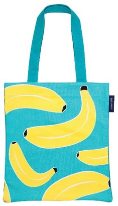 Sunnylife Print Canvas Tote - Blue/green $20 thestylecure.com