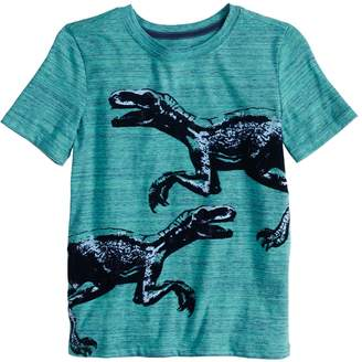 Sonoma Goods For Life Boys 4-12 SONOMA Goods for Life Raptor Dinosaur Graphic Tee