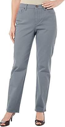 Gloria Vanderbilt Women's Amanda Average Colored Denim Jeans