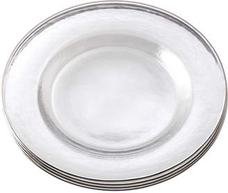 Lenox Federal Platinum Glass Charger