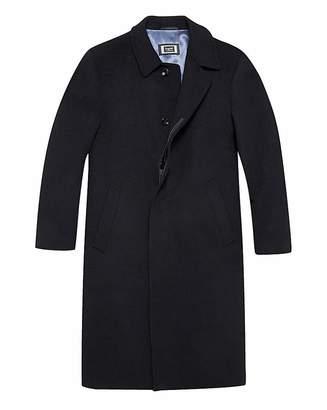 Bugatti Mighty Classic Cashmere Overcoat