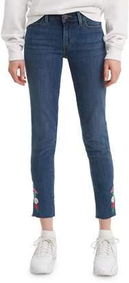 Levi's 711 Feeling Lucky Skinny Jeans