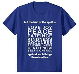 Kindness Nature Joy Peace and Love Tshirt