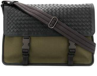 Bottega Veneta weave messenger bag