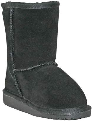 Dawgs Kids Cow Suede Leather Winter Boots