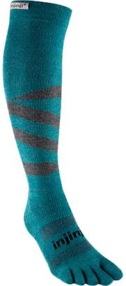 Injinji Snow Midweight Compression Over the Calf Sock - Men's