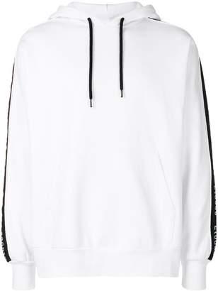 Études logo stripe hoodie