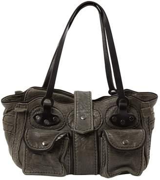 Jamin Puech Grey Leather Handbag