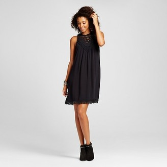 Xhilaration Women's Victorian Sleeveless Shift Dress - Xhilaration (Juniors') $24.99 thestylecure.com
