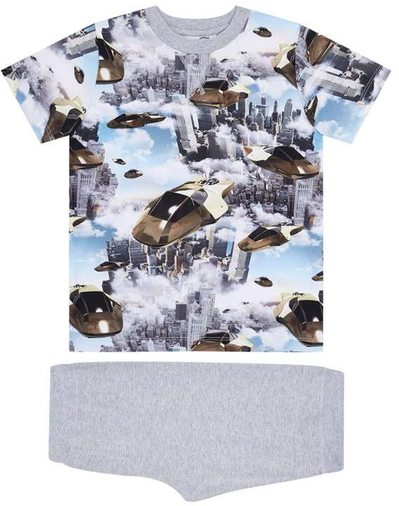 Thomas Hover Car Pyjamas