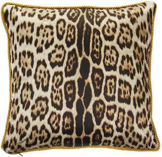 Roberto Cavalli Bravo Silk Bed Cushion