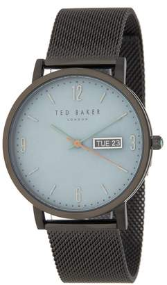 Ted Baker Men's Grant Mesh Bracelet Watch, 40mm